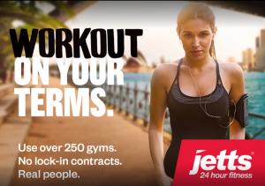 Jetts Fitness Caloundra