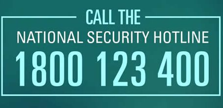 National Security Hotline