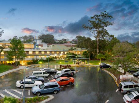 The Sunshine Coast Private Hospital