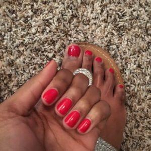 Alisha's Nails & Spa Pedicures