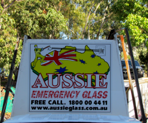 Aussie Emergency Glass Pelican Waters