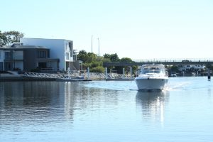 Boating – Speed Limits, Wash and Unlawful Operation